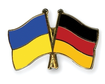 Ukraine-Germany-flag
